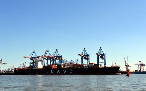 hamburgas,uostas,hamburgo uostas,Elbe,laivas,kranas,uosto miestas,uosto miestas,kranai,konteineris,miestas,Hanzos miestas,pakrovimas,iškrovimas,prekyba,kroviniai