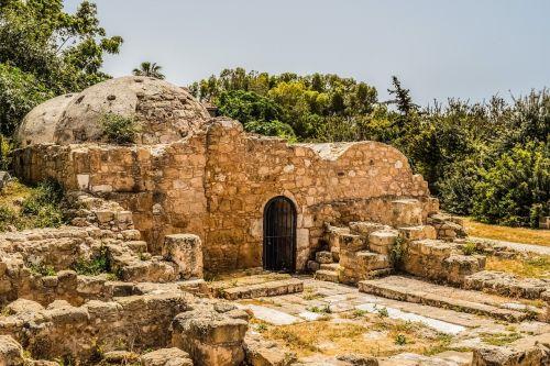 hamamas,ottoman,architektūra,išlieka,paphos,Kipras