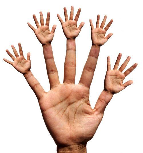 ranka,rankos,pirštas,nykštukė,rodomasis pirštas,vidurinis pirštas,bevardis pirštas,pinkie pirštas,Sveiki,pasveikinimas,daugelis rankų,žmogus,pirštas aukštas,ataskaita,skaitymas iš delno,rankų priežiūra,mėsos spalva,rožinis,kūno dalis,kūno dalių,gyvenimo linija,likimo linija,Photoshop,manipuliavimas photoshop,vaizdo manipuliavimas,foto montavimas,manipuliavimas nuotraukomis,fotomontažas,galūnės,delnas,suskaičiuoti,oda,5,penki,prisiliesti,pajusti,raktai
