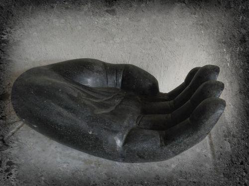 Ranka, Zen, Ro, Meditacija, Juoda