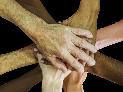 rankos,komandinis darbas,komandos dvasia,Pralinksmėk,komanda,žmonės,grupė,kartu,vienybė,Draugystė,partnerystė,asmuo,sąjunga,ranka rankon,įvairovė,jungtis į įvairovę,draugai,lenktynės
