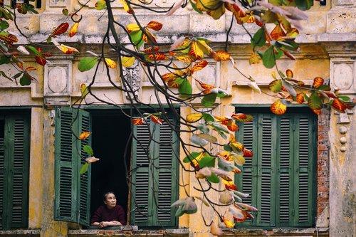 Hanoi Old Quarter, anksti ryte Hanojus, Hanojus žmonės