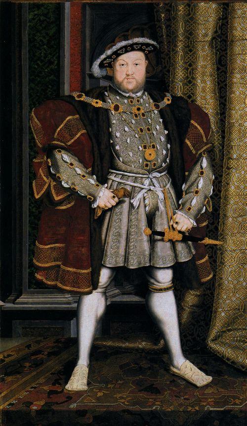 hans holbein,karalius henry viii,Anglija,Didžioji Britanija,menas,meno,dažymas,aliejus ant drobės,meniškumas,portretas,vyras,žinomas,istorinis