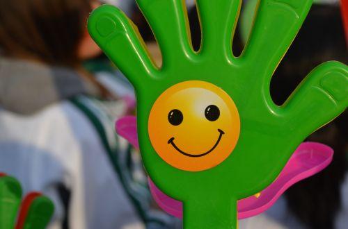 ranka, drožtuvas, ploti, laimingas & nbsp, veidas, laimingas, triukšmingas, triukšmas & nbsp, gamintojas, šypsena, laimingas rankų drožėjas