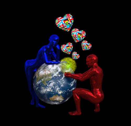 harmonija,pasitikėjimas savimi,integracija,sanglauda,kartu,perspektyva