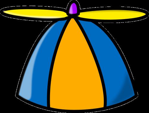 skrybėlę,propeleris,žaislas,žaisti,žaisti,Moksiukas,dangtelis,išradėjas,nemokama vektorinė grafika