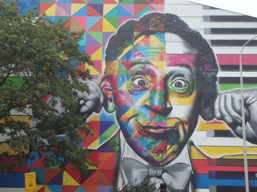 Hauswand,dažytos,dažymas,dažytos sienos,fasadas,spalvinga,gatvės menas