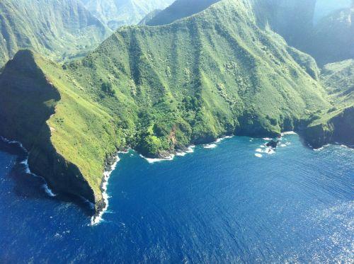 Hawaii,molokai,uolos,gamta,kalnas,vaizdingas,kranto,vaizdingas,naršyti,dykuma