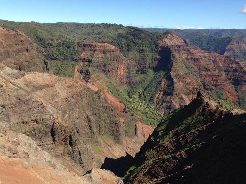 Hawaii,kauai,Gorge,Aloha,gamta