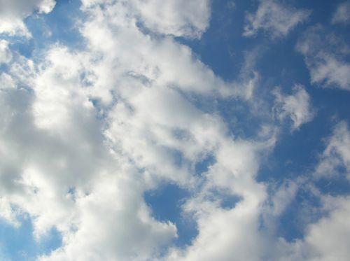 mėlynas & nbsp, dangus, debesys, oras, cumulus, cirrus, dangus, dienos šviesa, fonas, dangus mėlynas dangus su debesimis