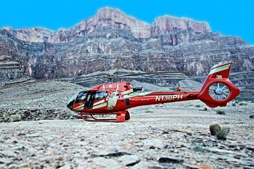 Sraigtasparnis, Didysis Kanjonas, Rokas, Gabenimas, Kanjonas, Kalnas, Kelionė, Arizona