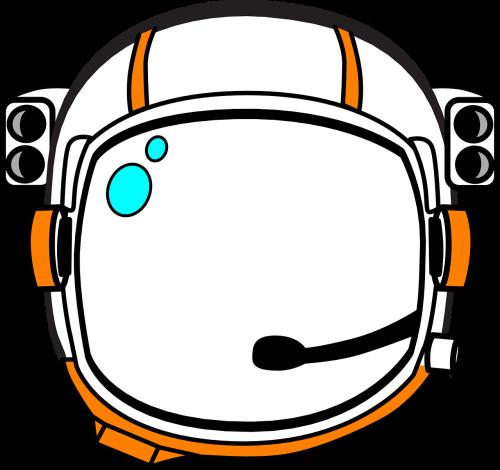šalmas,astronautas,erdvė,astronautika,kosmonautika,kosmosas,nemokama vektorinė grafika