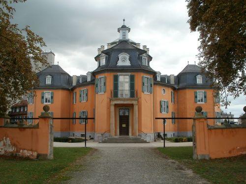 hermitage,pastatas,Waghaeusel,senas,rūmai,Europa,fasadas,istorinis,priekinis,įėjimas,kiemas,eksterjeras,architektūra,paminklas