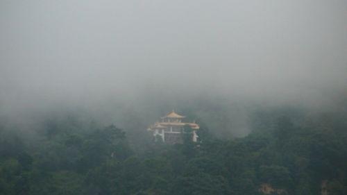 debesis, debesys, kalnas, kalnas, katmandu, Nepalas, laukas, miestas, paslėpta, lietus, musonas, budistinis, vienuolynas, budizmas, paslėptas budistinis vienuolynas.