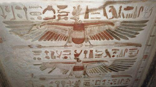 hieroglifai,senovės,Egiptas,kom ombo,dažyti,šventykla,egyptian,hieroglifas,antikvariniai daiktai,orientyras,Nile,dievas,archeologija,grifas,viršutinė Egiptas,Mut,isis,nekhebet,turizmas,simbolis