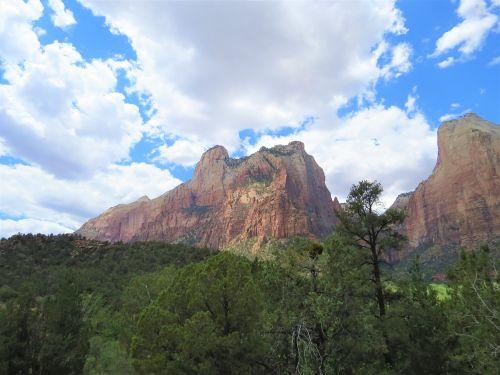žygiai,kalnas,dangus,Utah,kraštovaizdis