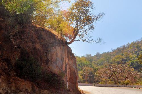 kalvos, greitkelis, kelias, gamta, kraštovaizdis, kalno stoties greitkelis 1