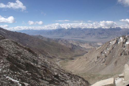Indija, Himalajus, Ladakh, Karakoramas, kalnai, Himalajus