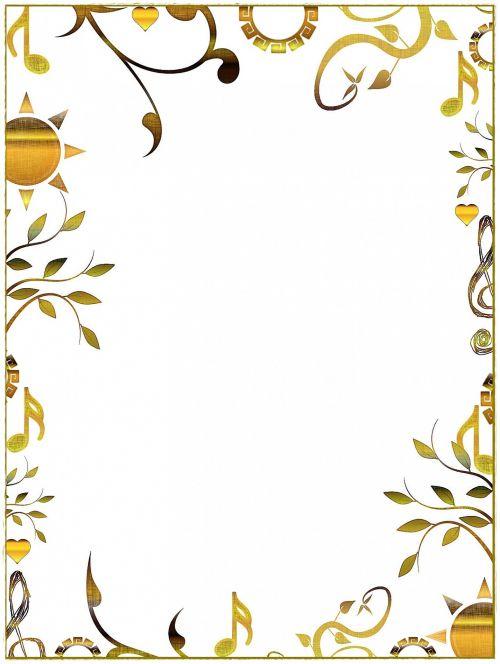 fonas, auksas, Senovinis, Raštinės reikmenys, firminis blankas, kortelė, atvirukas, pranešimas, popierius, ornamentas, rūgštus & nbsp, burnos, 814 fonas