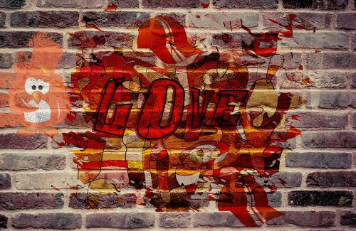 grafiti, tekstūra, komiksas, fonas, siena, fono paveikslėliai