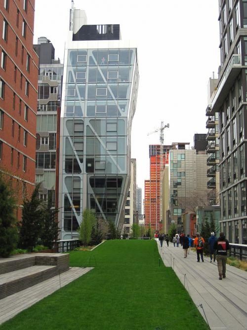 hl23,Niujorkas,aukšta linija,neil denaris building