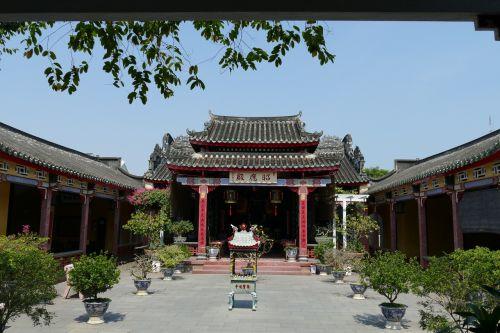 hoian,šventykla,UNESCO pasaulio paveldas,istoriškai,architektūra,kinai,Unesco,pastatas,pasaulinis paveldas,UNESCO pasaulio paveldo vieta,Vietnamas,Pietryčių Azija,Senamiestis,religija