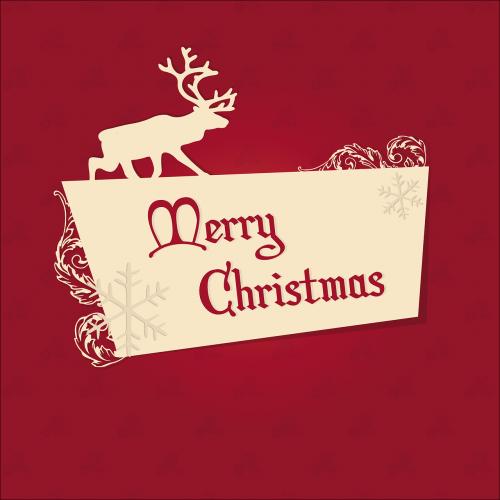 atostogos,norai,Kalėdos,šiaurės elniai,atvirukas,nemokama vektorinė grafika