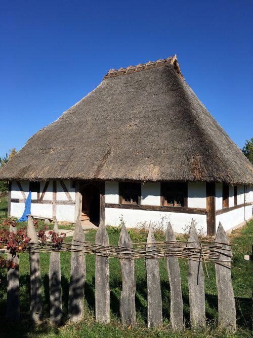 namai,muziejus,ūkis,pastatas,santūra,senas,dailės muziejus,fasadas,fachwerkhaus,lauko muziejus,architektūra