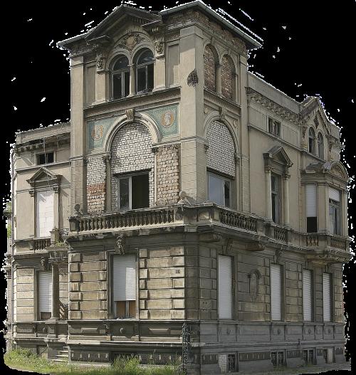 namai,pastatas,senas,vila,Nekilnojamasis turtas,izoliuotas,vila kunterbunt