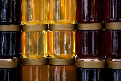 medus,medus indeliai,reitingavimas,miško medus,gėlių medus,atgal šviesa,medaus geltona,aišku,trueb,tamsi