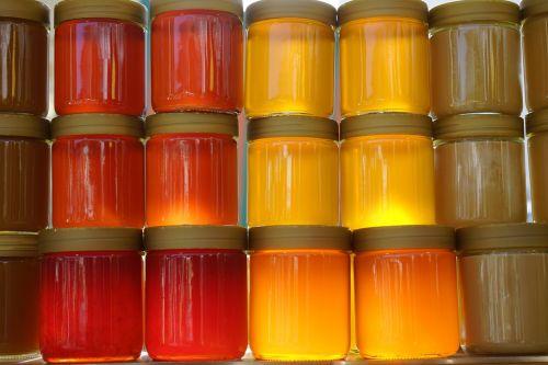 medus,medus indeliai,miško medus,gėlių medus,atgal šviesa,medaus geltona,aišku,buteliuose,spalvinga,spalva,pardavimas