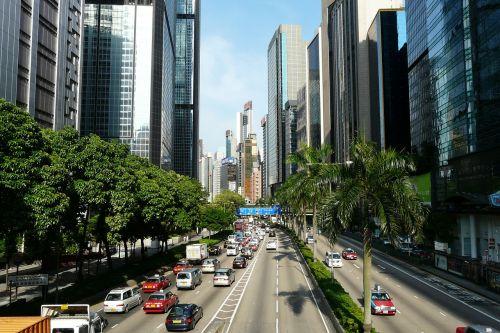 Honkongas, Eismas, Asija
