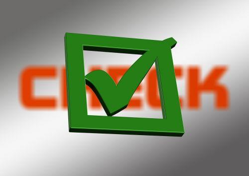 kablys, varnelė, taip, sutikimas, padaryta, pažymėta, patikrinti, kontrolė, testavimas, peržiūra