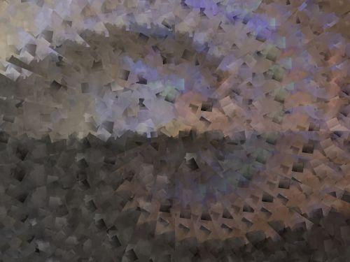 fonas, horizontas, erdvė, sūkurys, kubas, spalvos, spalvos & nbsp, formos, horizontas
