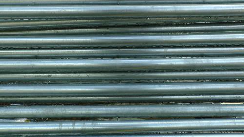 fonas, horizontalus & nbsp, aliuminis & nbsp, vamzdžiai & nbsp, fonas, aliuminis, aliuminis, modelis, fonas, akmuo, siena, sienos, akmenys, pilka & nbsp, akmuo, pilka & nbsp, akmuo, modeliai, horizontalus aliuminio vamzdžio fonas