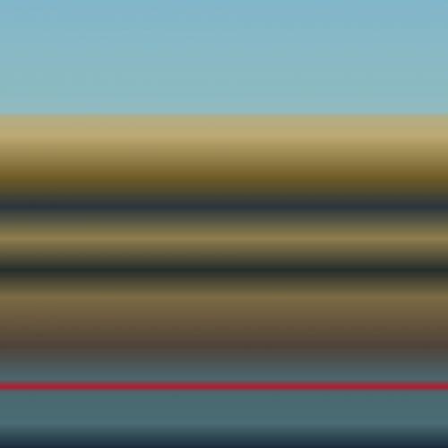 gradientas, horizontalus, sluoksniai, spalvos, piešimas, geometrinis, perduoti, horizontalieji sluoksniai