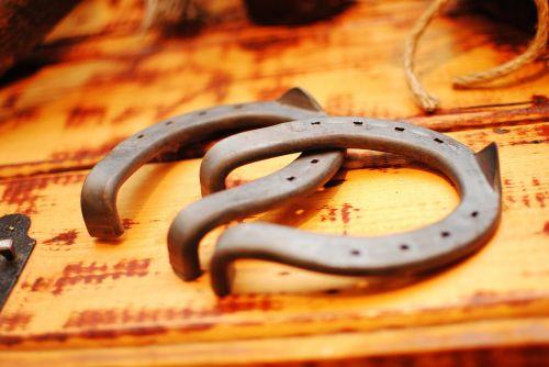 pasagos,geležis,sėkmė,arklys,simbolis,turtas,vintage,batai,apdaila,talismanas,sėkmė