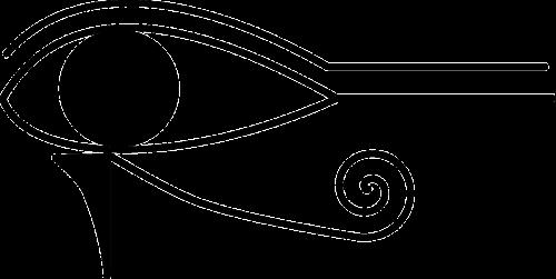 horas,hieroglifas,hieroglifas,akis,egyptian,žiūri,nemokama vektorinė grafika