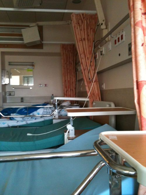 ligoninė, ligoninė