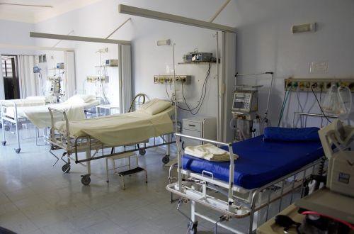 ligoninė,lova,gydytojas,chirurgija