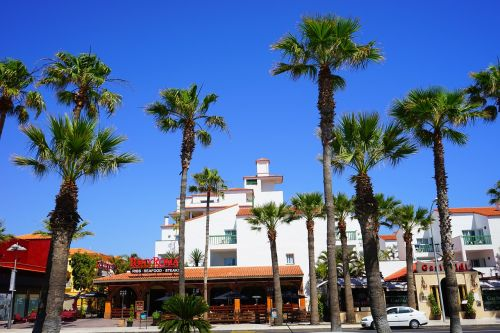 viešbutis,miestas,architektūra,pastatas,kurortas,atostogų kurortas,atostogų kryptis,los cristianos,Tenerifė,Kanarų salos