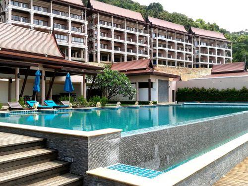 viešbutis,Tailandas,Koh Chang sala,atostogos,baseinas,turizmas,salų turizmas