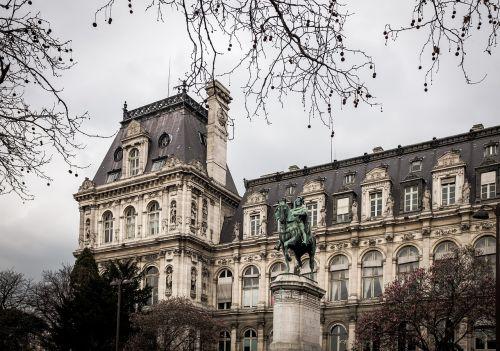 viešbutis de Ville,paris,france,Europa,architektūra,statula,jodinėjimas,etienne marcel,orientyras,turizmas,kelionė,paminklas,miesto,istorinis,vaizdingas,struktūra,miestas,istorinis