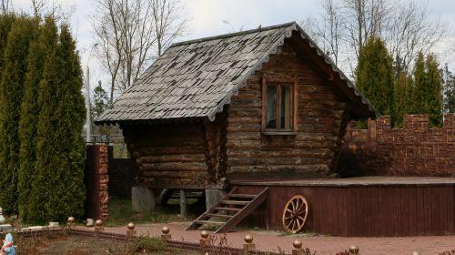 namas,medinis namas,mediena,Balanso linija,senas,kaimas,senas namas,žurnalas,namelis,namas miške
