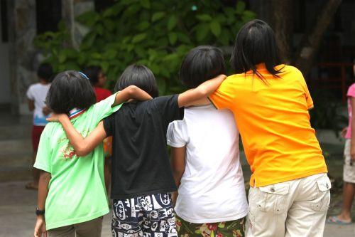 hugs,vienybė,draugas
