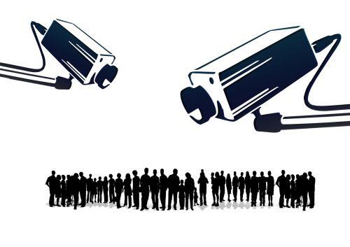 žmogus,žmonija,siluetai,fotoaparatas,stebėjimas,kontrolė,vaizdo stebėjimas,elektronika,priežiūra,stebėjimas,globa,skrybėlę,linija,priežiūra,globa,žiūrėti,cenzūra,laisvės stygius,valstybė