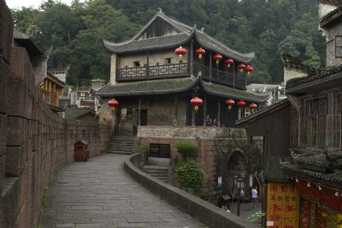hunan,Vakarų Hunane,fenghuang