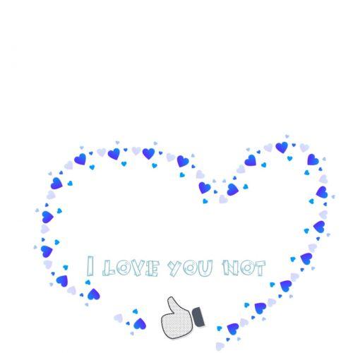 ne, meilė, ne, tekstas, pranešimas, informacija, atsiprasau, blogai, sėkmė, deko, apdaila, aš tave myliu ne
