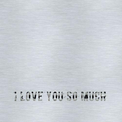 tekstas, i, meilė, tu, taigi & nbsp, daug, žodžiai, raidės, pranešimas, kortelė, aš tave labai myliu