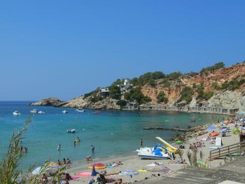 ibizos sala,Ispanija,Viduržemio jūros,papludimys,Viduržemio jūros regiono,jūra,Balearic,salos,Europa,Terra rossa